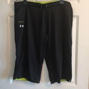Under Armour Crop Athletic Pants